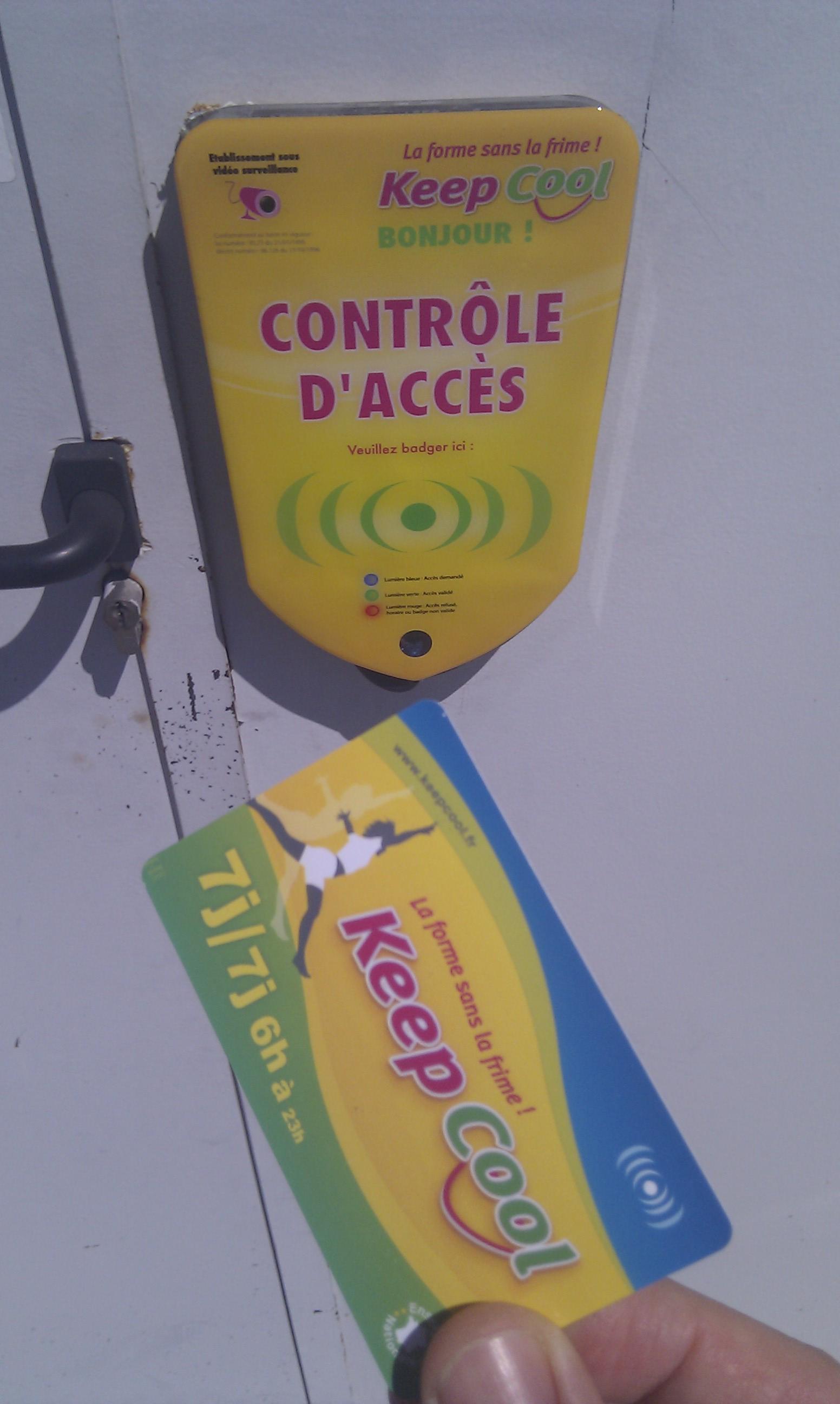 carte de france keep cool
