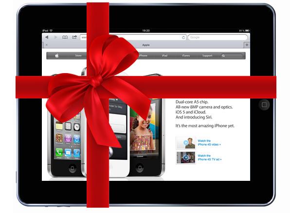 Consommer Malin Idée cadeau N°2 pour Noël : Acheter une tablette
